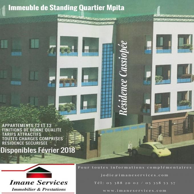 Offres de location Immeuble Pointe-Noire ()